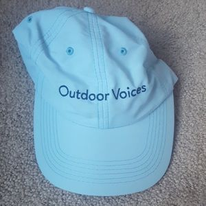 Outdoor Voices Cap Hat